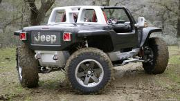 Car wallpapers Jeep Hurricane Concept2005 941