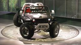 Concept cars desktop wallpapersJeep Hurricane Concept2005 1896