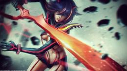 Ryuko Kill La Kill Hd Wallpaper | Wallpaper List 565