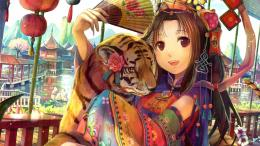 Japanese Anime Princes Hd Wallpaper | Wallpaper List 1980