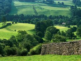 Hills of Troutbeck Lake District EnglandEngland Photography Desktop 125