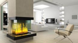 interior fireplace living room hd wallpaper | FREE 4U WALLPAPERS 1287