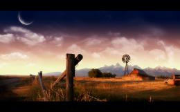 Farmland by nuaHs on DeviantArt 523