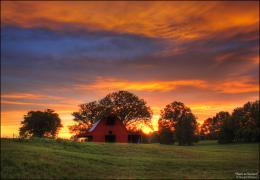 barn at sunset jpg 1334