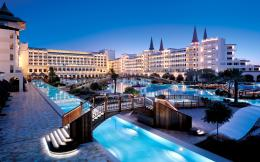 World Visits: Mardan Palace Most Luxury Hotel In Turkey 1638