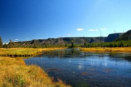 Madison River Yellowstone Park fly fishing today wallpaper 178