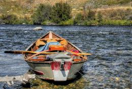 Fly Fishing In Yellowstone National Park: River Warrior 1128