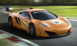 McLaren MP4 12C GT3 The New Racing Cars Specification Wallpaper 538