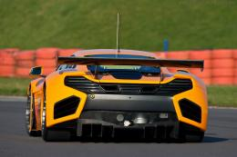 McLaren MP4 12C GT3 The New Racing Cars Specification Wallpaper 167