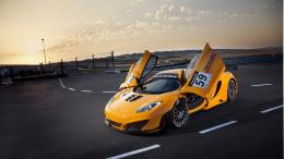 McLaren MP4 12C GT3 Wallpaper – Freak Wheel 707