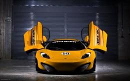 McLaren MP4 12C GT3 2012 2 Wallpaper | HD Car Wallpapers 590