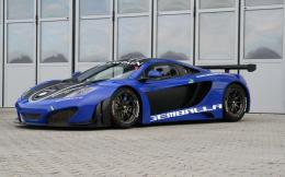 McLaren MP4 12C GT3 de Gemballa Racing à vendre 1012