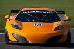 McLaren MP4 12C GT3 The New Racing Cars Specification Wallpaper 1619