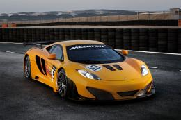 2012 McLaren MP4 12C GT3 Race CarPhoto 1 23Cardotcom com 1641