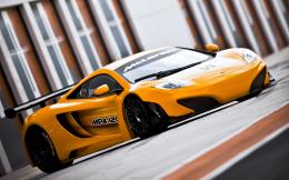 McLaren MP4 12C Orange Edit Tuning RacingCars, McLaren MP4, Orange 1922