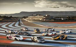 the 2013 racing season in emphatic style with its 2013 McLaren 12C GT3 1083