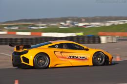 McLaren MP4 12C GT3 The New Racing Cars Specification Wallpaper 634