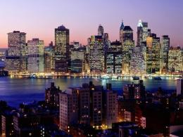 Downtown Manhattan From Brooklyn Hd Wallpaper | Wallpaper List 1420