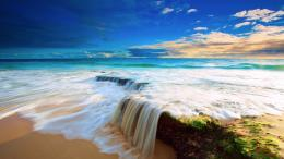 hugs the shore wallpaper in Nature wallpapers with all resolutions 773