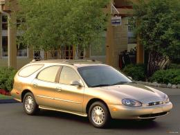 Wallpapers of Mercury Sable Station Wagon 1996–991600 x 1200 1993
