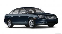 Обои автомобили Mercury Sable2008 345