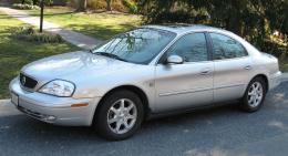 Mercury Sable 2000 1322