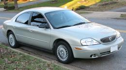 Mercury Sable Cars 979
