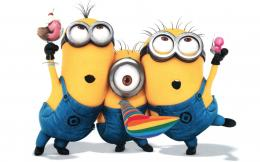 Desktop Exchange wallpaper » Movie pictures » Minions wallpapers 971