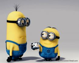 Minions – windows 10 Wallpapers 1852