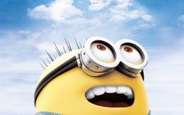 Minion in Despicable Me 2 : Desktop and mobile wallpaper : Wallippo 1401