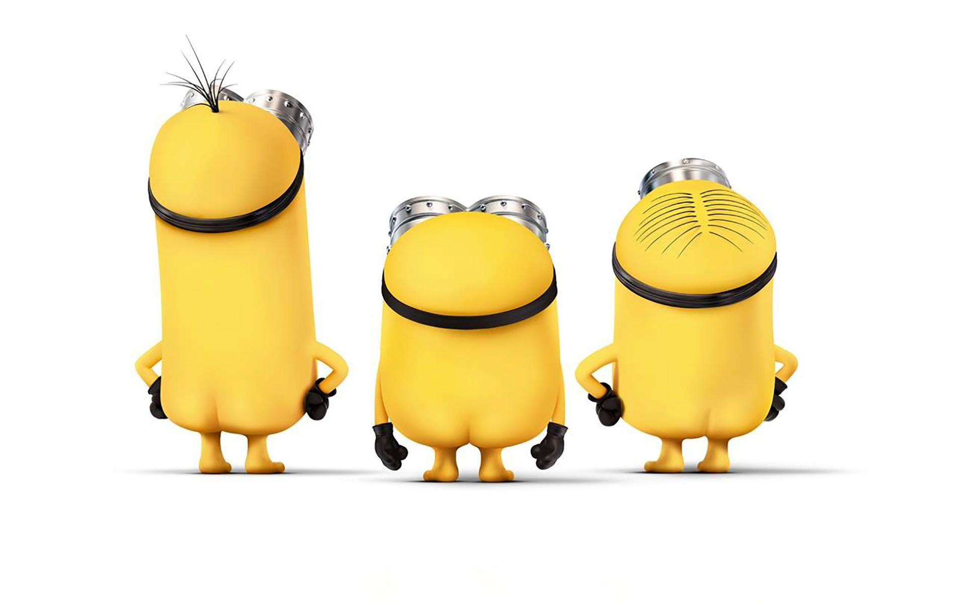 Desktop Exchange wallpaper » Movie pictures » Minions wallpapers 1240