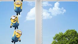 Minions on windows wallpaper 716