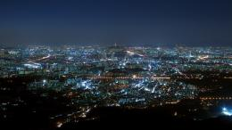 Seoul Skyline wallpapers HD free401656 890