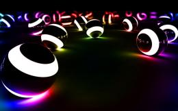 Let Your Desktop Glow with Neon Light Wallpapers 633