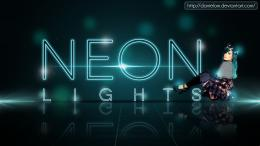Wallpaper Neon Lights |PS| By:Danielom by Danielom on DeviantArt 203