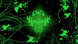 Green skull wallpaper by LastKnownMeal on DeviantArt 336