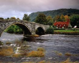 Wales Country Old Bridge Photo | HD Wallpapers, Images, Picture, Photo 1712