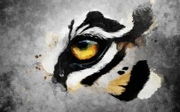 Tiger Eye by DyceIBG on DeviantArt 1359