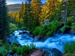 wallpapers: Peaceful River Wallpapers 1624