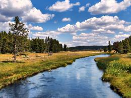 wallpapers: Peaceful River Wallpapers 1597