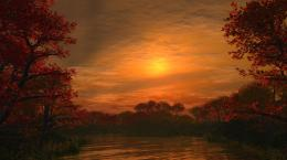 Peaceful River Wallpaperdownload Peaceful River View Wallpaper 68142 1360