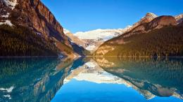Lake Louise Reflections Wallpapers | HD Wallpapers 676