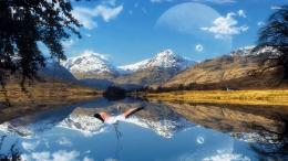 Perfect reflection Wallpaper | Wallpaper Collective 1531