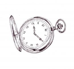 Pocket Watch Wallpapers 678