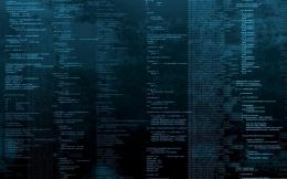 Programming code matrix wallpaper 1121