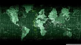 computer backgrounds matrix world map 1920x1080 1328