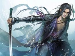 Yang GuoOne Hand Warrior Hd Wallpaper | Wallpaper List 405