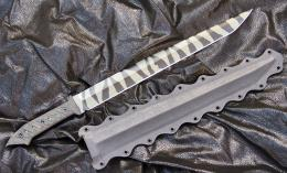 Abaddon Single hand prototype by GageCustomKnives on DeviantArt 497