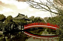PanoramioPhoto of The Red Bridge, Kyoto, Japan 761