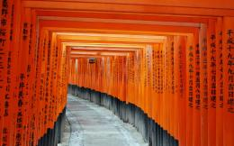 kyoto wallpaper, japan, temple, fushimi inari | HD Desktop Wallpapers 791